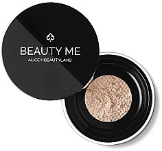 Духи, Парфюмерия, косметика Минеральная компактная пудра - Alice In Beautyland Beauty Me Mineral Foundation