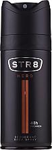 Духи, Парфюмерия, косметика STR8 Hero - Дезодорант-спрей