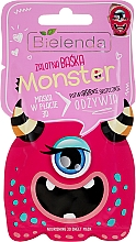 Духи, Парфюмерия, косметика Питательная маска для лица - Bielenda Monster 3D Fase Nourishing Mask
