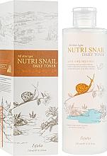 Улиточный питательный тонер - Esfolio Nutri Snail Daily Toner — фото N1