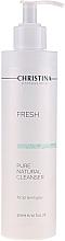 Духи, Парфюмерия, косметика Натуральный очиститель для всех типов кожи - Christina Fresh Pure & Natural Cleanser