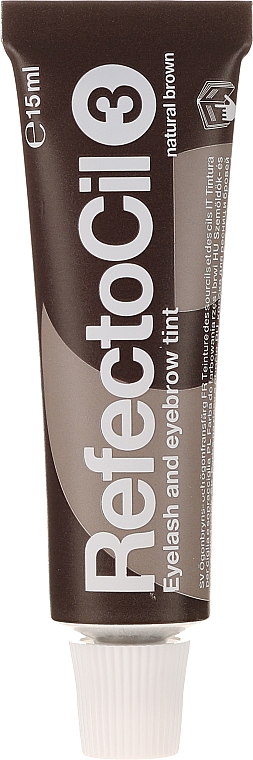 Набор для окрашивания бровей и ресниц - RefectoCil Professional Lash & Brow Styling Bar — фото N15
