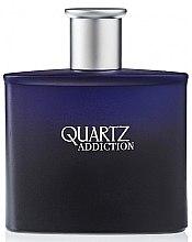 Духи, Парфюмерия, косметика Molyneux Quartz Addiction - Парфюмированная вода (тестер с крышечкой)