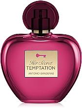 Духи, Парфюмерия, косметика Antonio Banderas Her Secret Temptation - Туалетная вода