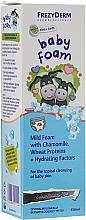 Духи, Парфюмерия, косметика Мягкая пена для ежедневного ухода за младенцами и детьми - Frezyderm Baby Foam