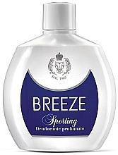 Духи, Парфюмерия, косметика Breeze Sporting - Парфюмированный дезодорант