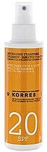 Духи, Парфюмерия, косметика Эмульсия для лица и тела - Korres Yoghurt Face and Body Sunscreen Emulsion SPF 20