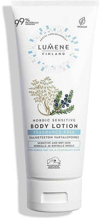 Лосьон для тела - Lumene Nordic Sensitive Body Lotion — фото N1