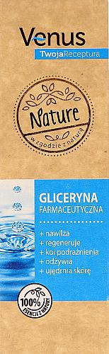 Фармацевтический глицерин - Venus Nature Your Recipe Pharmaceutical Glycerin — фото N1