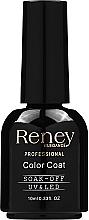 Духи, Парфюмерия, косметика Закрепитель гель-лака глянцевый - Reney Cosmetics Top Super Shiny No Wipe