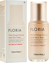 Духи, Парфюмерия, косметика Эссенция для лица - Tony Moly Floria Nutra Energy Essenc