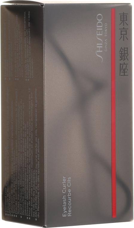 Щипцы для завивки ресниц - Shiseido Eyelash Curler  — фото N1