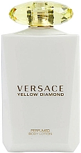 Духи, Парфюмерия, косметика Versace Yellow Diamond - Лосьон для тела