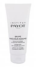 Духи, Парфюмерия, косметика Бальзам для массажа - Payot Baume Fraicheur Agrumes Massage Balm