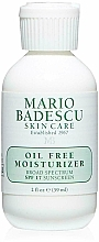 Духи, Парфюмерия, косметика Увлажняющее средство - Mario Badescu Oil Free Moisturizer Broad Spectrum SPF 17