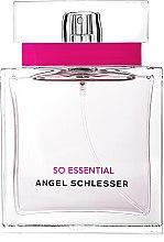 Духи, Парфюмерия, косметика Angel Schlesser So Essential - Туалетная вода (тестер с крышечкой)