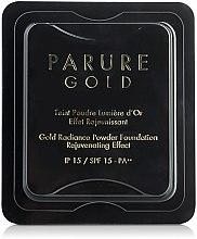 Духи, Парфюмерия, косметика Запасной блок к пудре компактной - Guerlain Parure Gold Compact Powder Foundation Refill SPF15