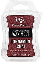 Духи, Парфюмерия, косметика Ароматический воск - WoodWick Wax Melt Cinnamon Chai