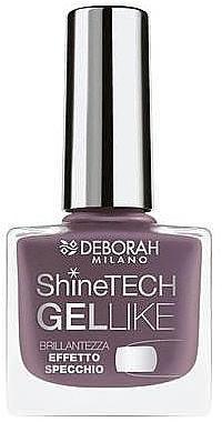 Лак для ногтей - Deborah Shine Tech Gel Like — фото N1