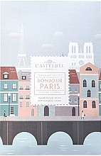 Духи, Парфюмерия, косметика Ароматическое саше - Castelbel Bonjour Paris Sachet