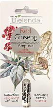 Духи, Парфюмерия, косметика Ампула с красным женьшенем против морщин - Bielenda Red Ginseng