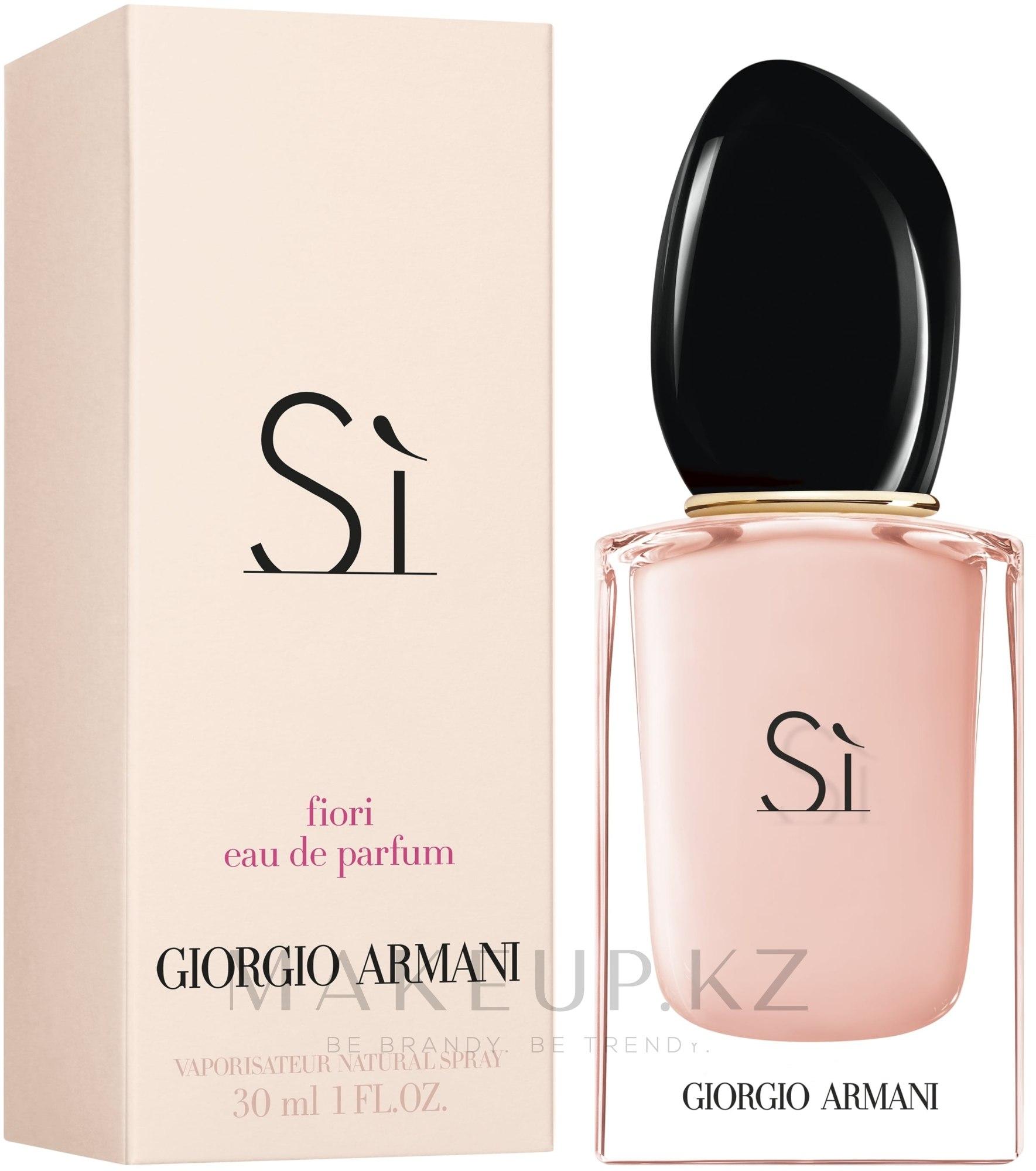 Giorgio Armani Si Fiori - Парфюмированная вода  — фото 30 ml