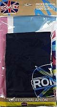 Духи, Парфюмерия, косметика Фартук парикмахерский, темно-синий - Ronney Professional Hairdressing Apron Nevy Blue