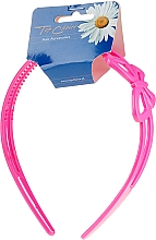"""Духи, Парфюмерия, косметика Обруч для волос """"Top Colours"""", розовый - Top Choice"""