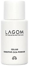 Духи, Парфюмерия, косметика Пудра с центеллой азиатской - Lagom Cellus Sensitive CICA Powder