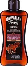 Духи, Парфюмерия, косметика Лосьон-ускоритель загара - Hawaiian Tropic Coconut Tropical Tanning Oil