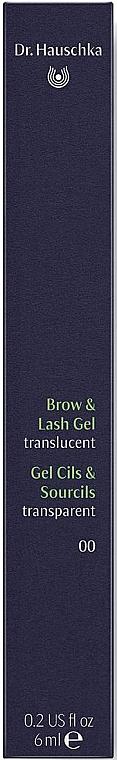 Прозрачный гель для бровей и ресниц - Dr. Hauschka Brow and Lash Gel — фото N3