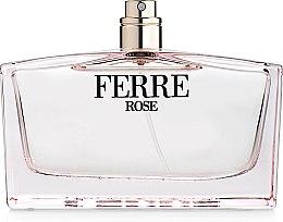 Духи, Парфюмерия, косметика Gianfranco Ferre Ferre Rose - Туалетная вода (тестер без крышечки)