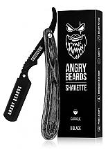 Духи, Парфюмерия, косметика Опасная бритва-шаветт - Angry Beards Shavetta Garrigue