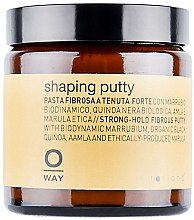 Духи, Парфюмерия, косметика Воск для придания текстуры волосам - Rolland Oway Shaping putty