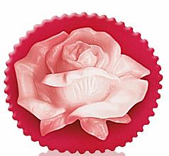 """Духи, Парфюмерия, косметика Глицериновое мыло """"Роза"""", красно-белое - Bulgarian Rose Soap"""
