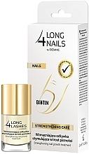 Духи, Парфюмерия, косметика Сыворотка для ногтей - Long4Lashes Intensive Strenghtening Nail Serum
