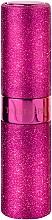 Духи, Парфюмерия, косметика Атомайзер - Travalo Twist & Spritz Hot Pink Glitter