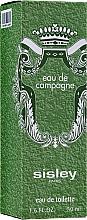 Духи, Парфюмерия, косметика Sisley Eau De Campagne - Туалетная вода