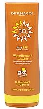 Духи, Парфюмерия, косметика Водостойкое молочко для загара для детской кожи SPF 30 - Dermacol Water Resistant Sun Milk Kids Friendly SPF 30