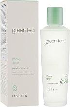 Духи, Парфюмерия, косметика Тоник для лица - It's Skin Green Tea Watery Toner