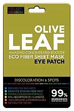 Духи, Парфюмерия, косметика Патчи для глаз - Beauty Face IST Dark Circles & Spots Eye Patch Olive Leaf
