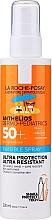 Духи, Парфюмерия, косметика Детский солнцезащитный ультралегкий спрей для лица и тела SPF50+ - La Roche-Posay Anthelios Dermo-pediatrics