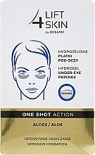Духи, Парфюмерия, косметика Патчи под глаза - AA Cosmetics Lift 4 Skin Hydrogel Under-Eye Patches Aloe