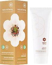 Духи, Парфюмерия, косметика Гель для умывания, для нормальной и жирной кожи - Natural Being Manuka Cleanser