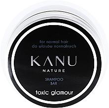 Духи, Парфюмерия, косметика Шампунь для нормальных волос, в металлической коробке - Kanu Nature Shampoo Bar Toxic Glamour For Normal Hair