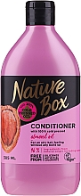 Духи, Парфюмерия, косметика Кондиционер для волос с миндальным маслом - Nature Box Almond Oil Conditioner