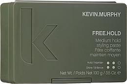 Духи, Парфюмерия, косметика Крем-паста для укладки средней фиксации - Kevin.Murphy Free.Hold