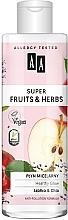 Духи, Парфюмерия, косметика Мицеллярная вода - AA Super Fruits & Herbs Healthy Glow
