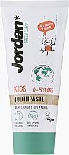 Детская зубная паста, 0-5 лет - Jordan Green Clean Kids — фото N1