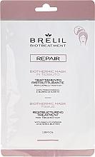 Духи, Парфюмерия, косметика Маска восстанавливающая - Brelil Bio Treatment Repair Mask Tissue